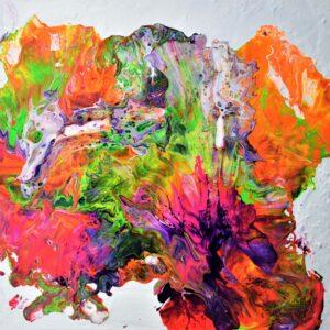 """""""Wilderness"""" 48*50 cm Till Salu (original och print)"""